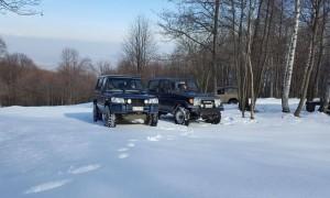 Gita nella neve